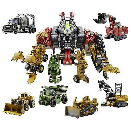 Toy: Devastator