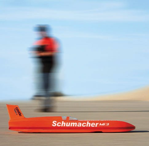 World's Fastest RC Car