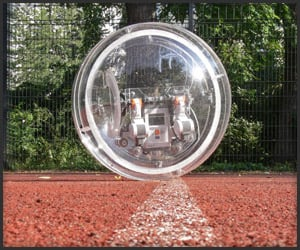 Video: Spherical Robot