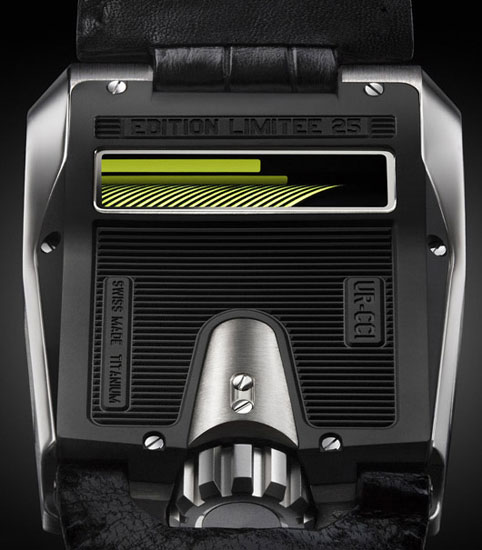 Urwerk King Cobra