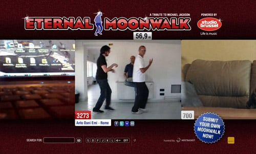 Website: Eternal Moonwalk