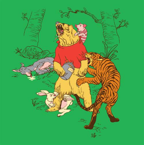 A Very Naughty Bear