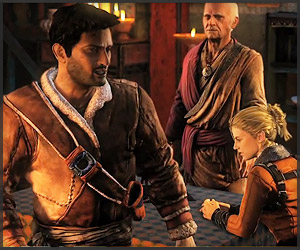 Don't Quit: Uncharted 2
