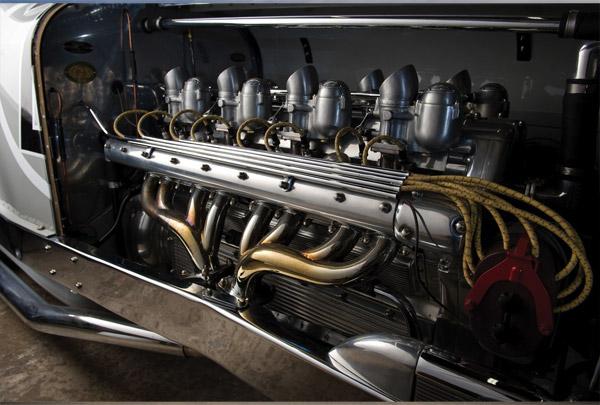 1931 Miller V16 Racer