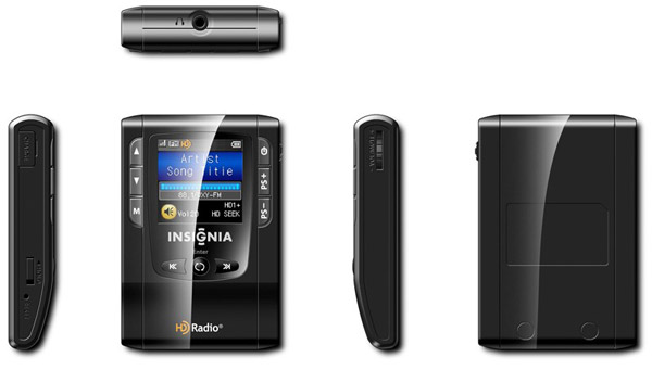 Insignia NS-HD01 Radio