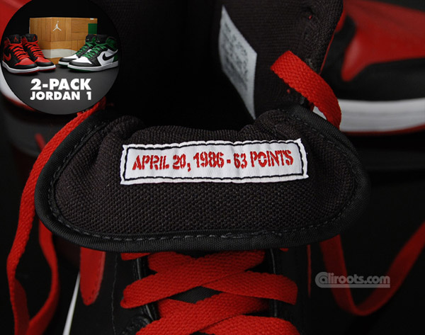Nike Bulls vs Celtics Pack