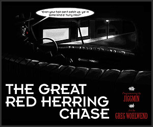 Great Red Herring Chase