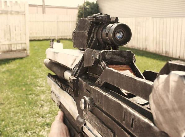 DIY: Resistance 2 Rifle