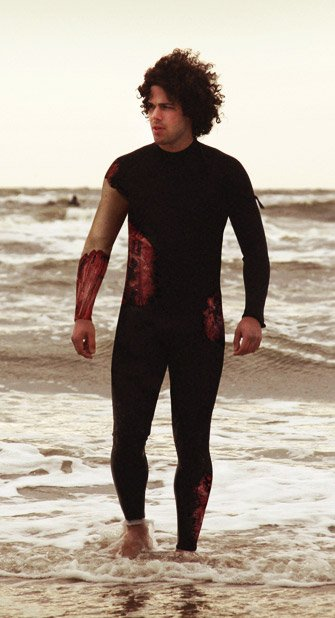 Shark Attack Wetsuit