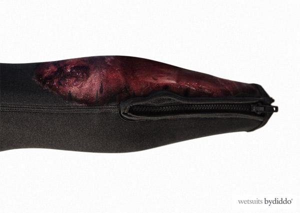 Shark Attack Wetsuit
