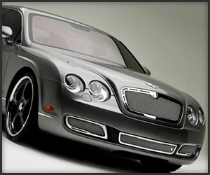 $500k Bulletproof Bentley