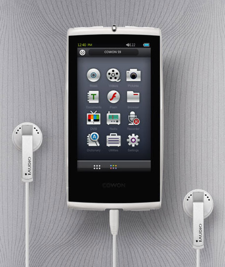 Cowon S9 White Edition