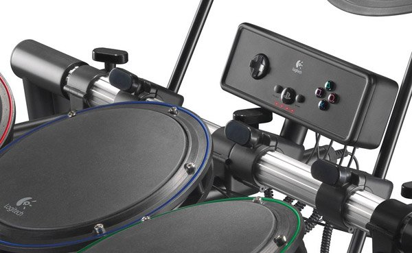 Wireless Drum Controller