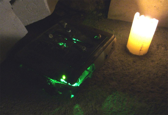 DIY: Game Over SNES