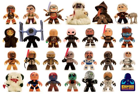 Star Wars Empire Muggs