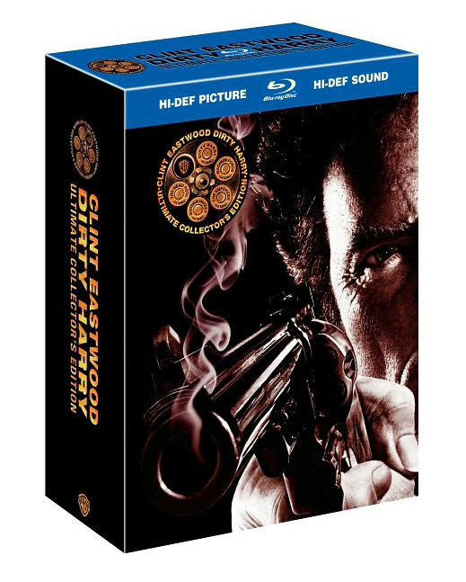 Dirty Harry Ultimate Edition
