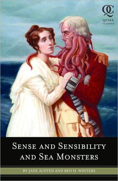 Sense… and Sea Monsters