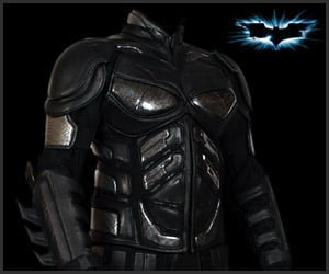 Dark Knight Moto Suit