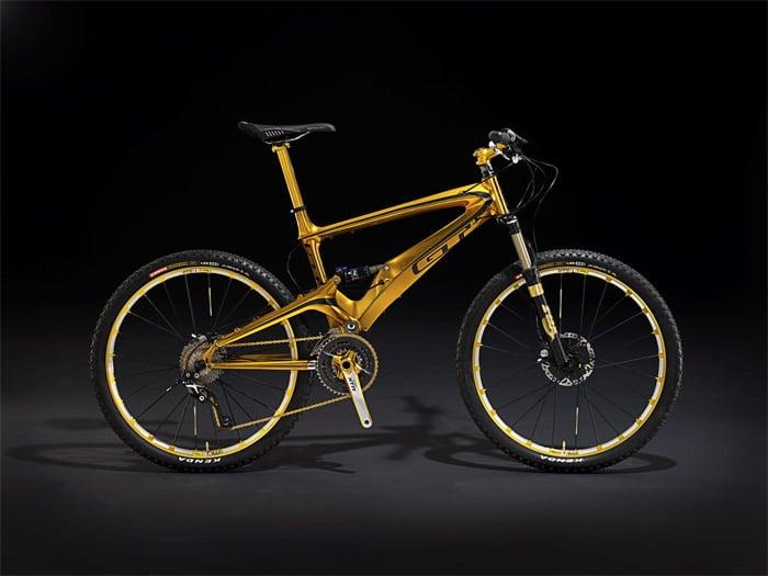 GT Golden Bike