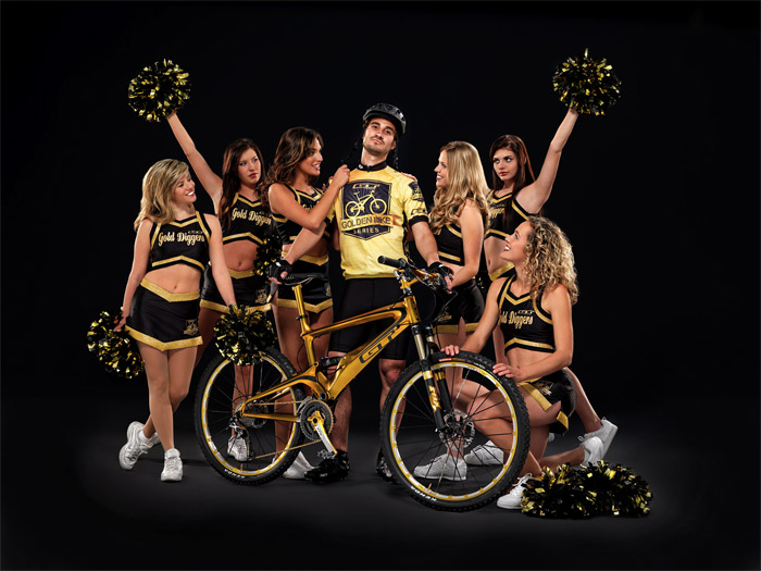 GT Golden Bike