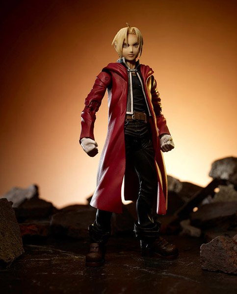 FMA Play Arts figures
