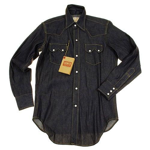 Levi Vintage Sawtooth Shirt