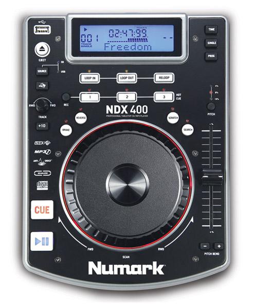 NDX400 CD Turntable