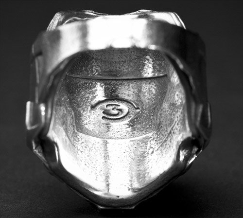 Master Chief Halo Ring