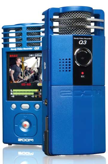 Zoom Q3 Camcorder