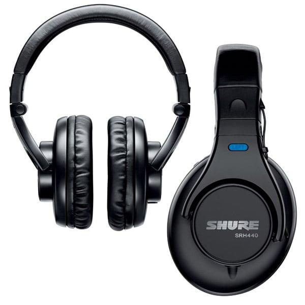 Shure SRH Headphones