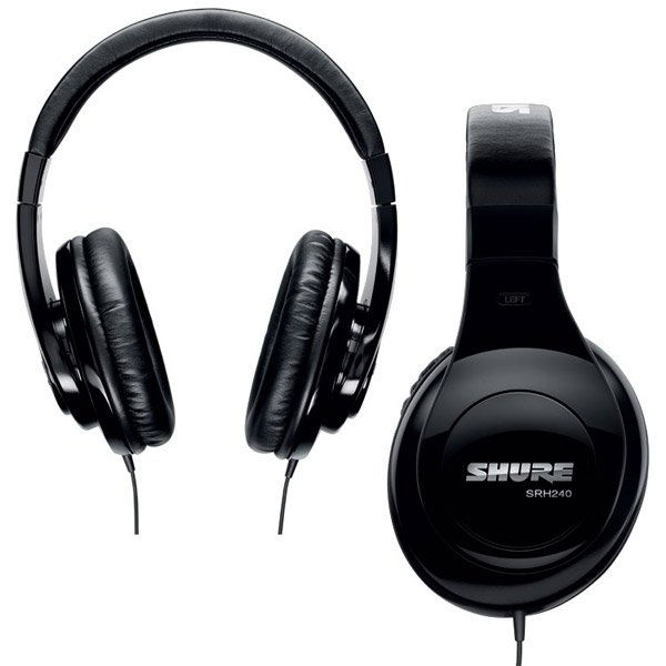 Shure SRH Headphones