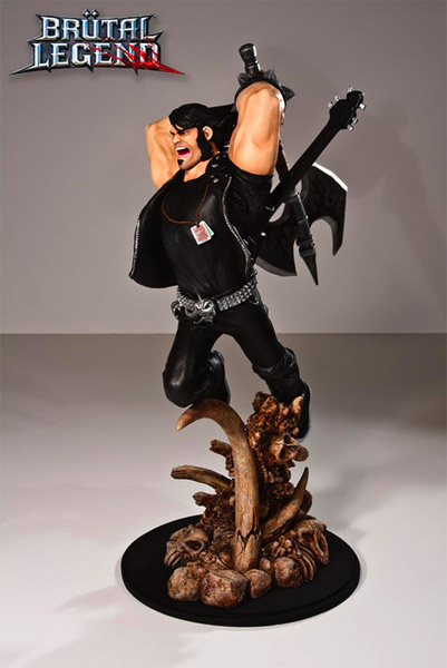 17″ Brutal Legend Figure