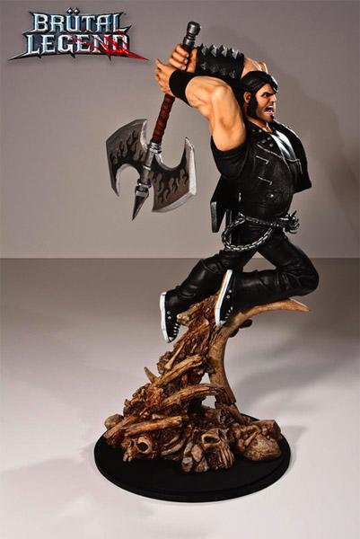 17″ Brutal Legend Figure