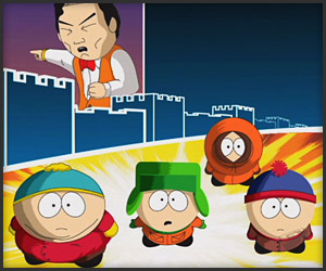 South Park Tower Defense