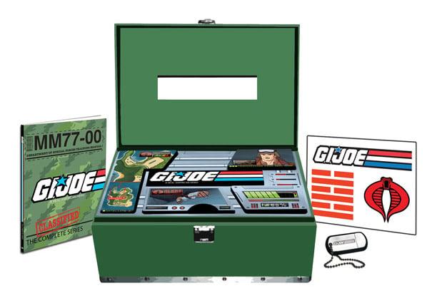 G.I. Joe Complete DVD Set