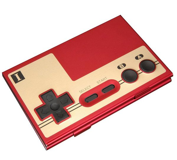 NES Business Card Case