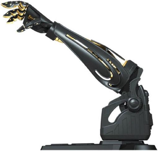 Darth Vader Robot Arm