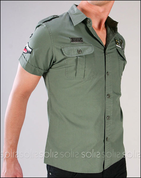 Arsenal 43 Military S/S