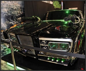 Green Hornet: Black Beauty