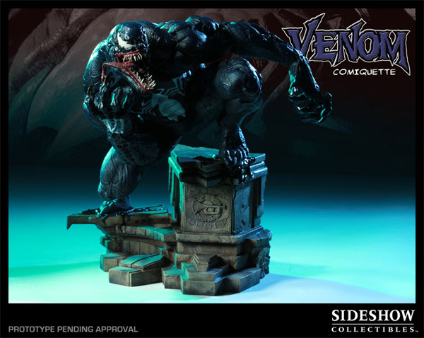 Venom Comiquette