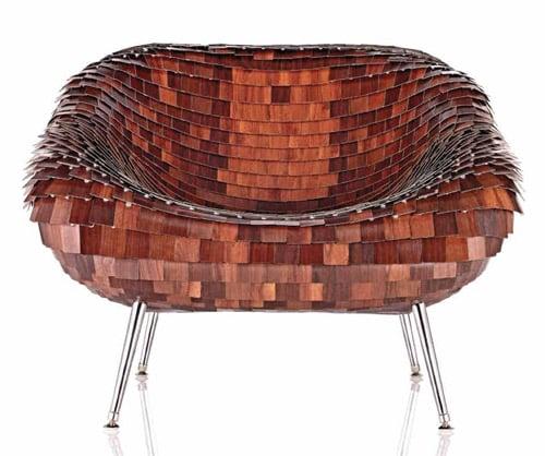 Armadillo Chair