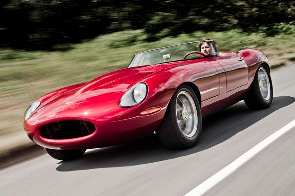 Jaguar E-Type Speedster