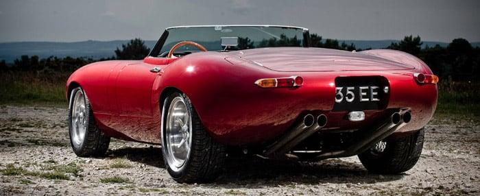 Jaguar E-Type Speedster