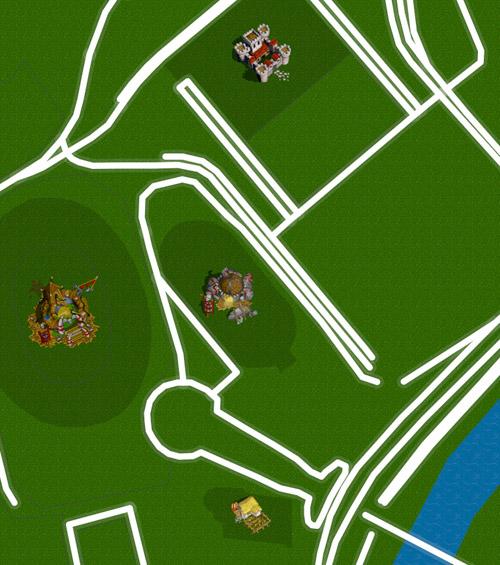 Rome, Warcraft 2 Style