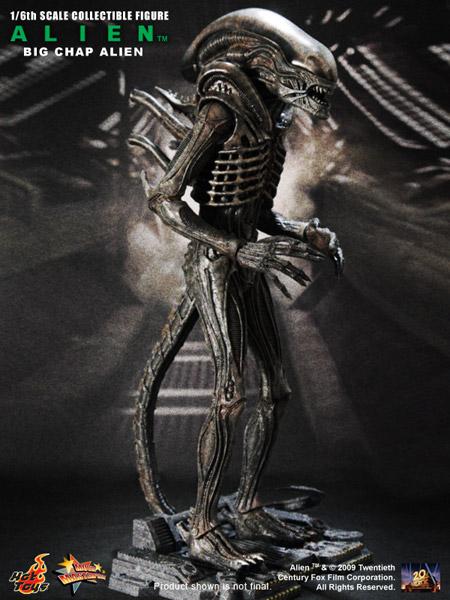 Alien Big Chap Figure