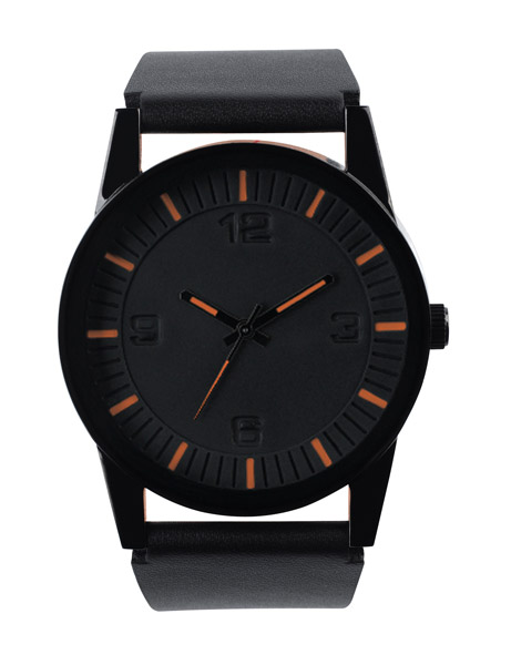 Lexon Black Watch