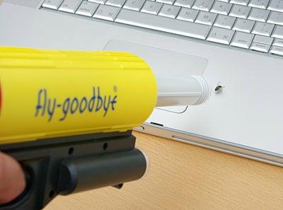 Fly-Goodbye Gun