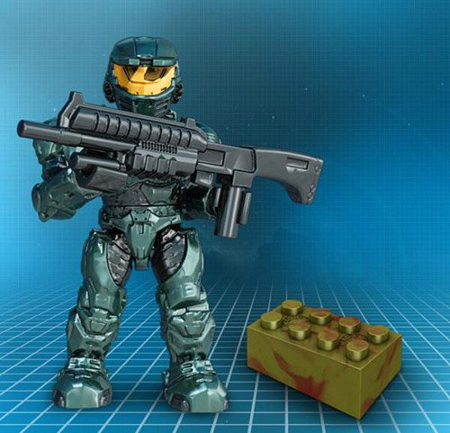 Mega Bloks Halo Wars