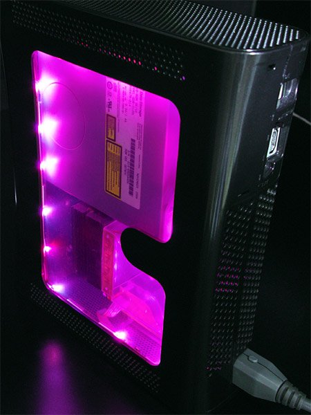XCM Black Light Case