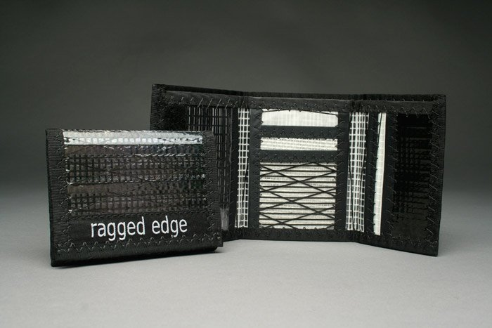 Ragged Edge CF Wallets